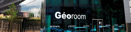 Georoom entrance